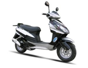 50cc Scooter (BD50QT-4-VII)