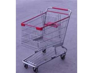 150LRound Pipe Shopping Cart (HYX-SC004)