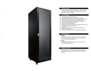 """42u NCB 600*600 Network Sever Cabinet, 19"""" Cabinet, 19"""" Rack"""