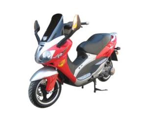 Gas Scooter (YM125T-U)