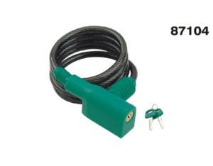 87104 COLOR SMALL SQUARE HEAD SPIRAL LOCK