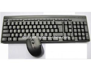 Wireless Combo Keyboard (DL-KBX873B+DL-MXMS659)