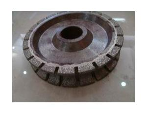 Electroplated Marble Profiling Wheel