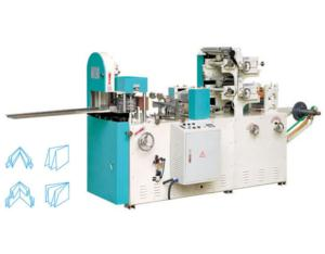 Pocket Tissue Making Machine (Zj-V Two Colors Printing)