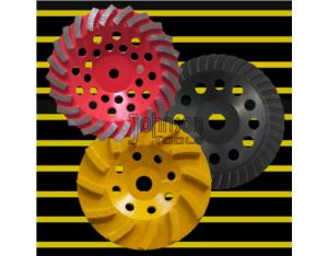 Turbo Cup Wheel: 180mm Diamond Cup Wheel (5.4.5)
