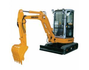 Mini Crawler Excavator (0.08m3 Bucket Capacity)(SWE28)