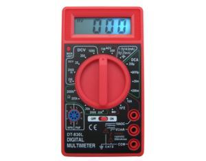 DT830L 3 1/2 Digital Multimeter