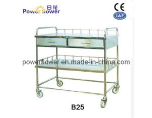 Stainless Steel Medication Trolley