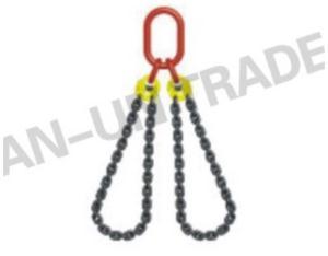 Two Legs Choker Chain Sling