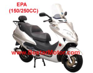150CC/250CC Gas Scooter (RS-814-2)