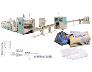 Box Facial Tissue Production Line (DCY40203)