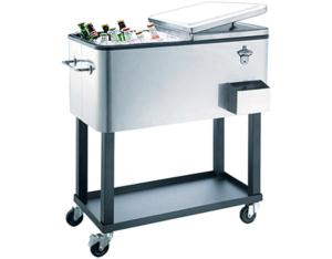 Patio Ice Cooler