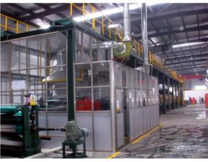Pre-Treatment And Coating Line