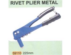 rivet plier metal