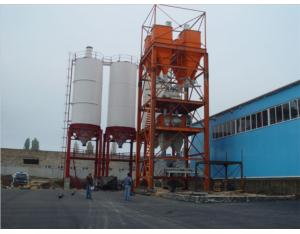 Dry Mixing Production Line