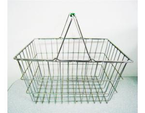 Metal Shopping Basket (YRD-WB)