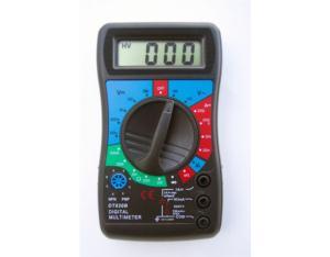 DT820B 3 1/2 Digital Multimeter