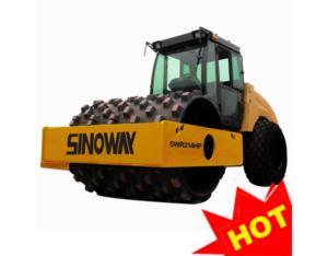 Sinoway Road Roller With Cummins Engine (SWR214HP)
