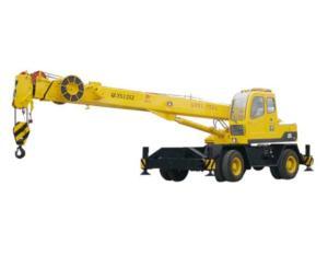 Telescopic Boom Grabbing Cranes (QLYS-12L)