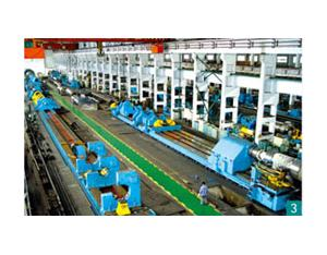 33m Horizontal Lathe Imported from Germany by Second Heavy Machinery Plant
