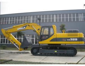 Big Excavator W2329-7, 32ton