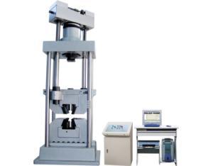 Servo Hydraulic Universal Testing Machine (WAW-2000A)