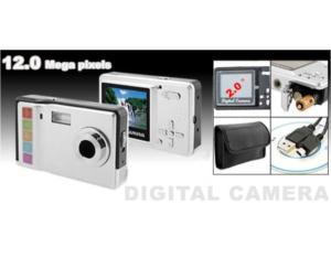 12.0 MP, 2.0 inch Screen Digital Camera (DC-508)