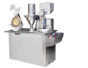 Semi-Automatic Capsule Filling Machine (HCJG-380)