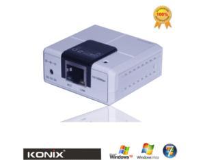 Networking USB 2.0 Server (W736-68M1C)
