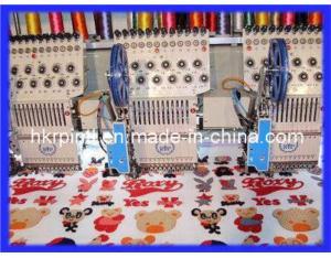 RP Embroidery Machine(Lock Stitch Chenille + Sequins )