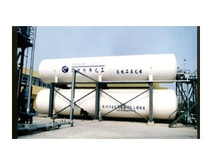 2×100m3 liquid CO2 tank