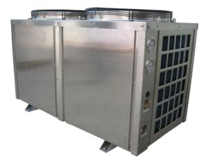 Air Source Heat Pump Water Heater (Heating Capacity: 42.8KW)