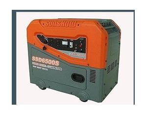 Diesel generator SS6500S