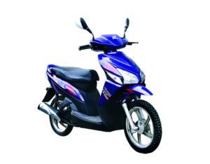 New Gas Scooter (JD50QT-27)