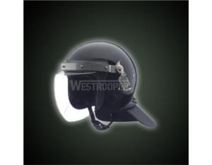 Police Helmet Heavy Duty(Black) (WTP82-1150B)