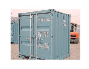 6 Foot New HC Container