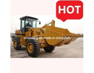 Wheel Loader W136 With Cummins Engine