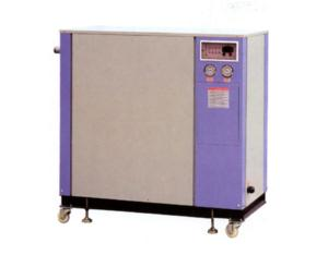 Water/air style industrial chiller