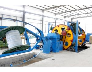 Cable-Laying-up Machine