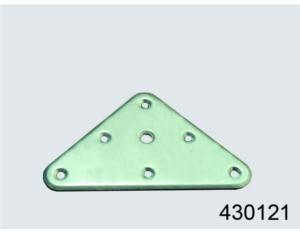 Flat Triangle Iron (430121)