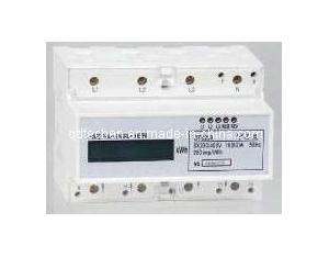 Three-Phase Static DIN Rail Meter
