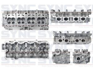 Toyota 5s Spare Parts Cylinder Heads 11101-79165