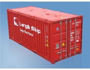 20' Open Top Steel Carrier