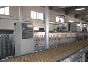 Cooling Conveyor (HJ-400, 600, 1000, 12000)