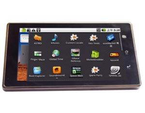 Tablet PC MID WiFi (X5A)