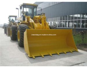 Wheel Loader W156 with CAT/CUMMINS Engine, Joystick