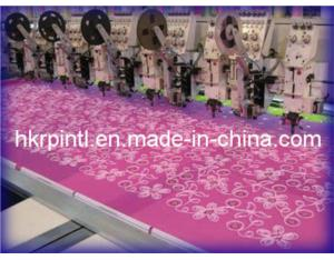 RP Mixed Coiling Embroidery Machine