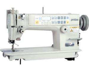 HIGH SPEED SINGLE NEEDLE FLATBED LOCKSTITCH SEWING MAHCINE WITH AUTO THREAD-TRIMMER,AUTO F