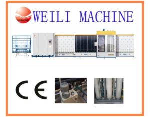 Insulating Glass Machine - Vertical Insulating Glass Automatic Flat Press Production Line