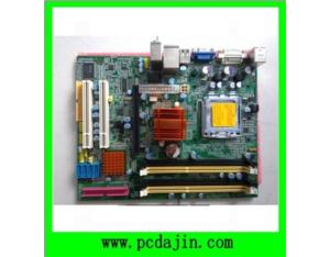 Motherboard G41 Support DDR2+DDR3